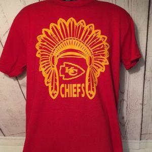 Chiefs shirts